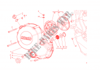 CARTER EMBRAGUE para Ducati Monster 1200 S 2016