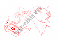 TABLERO DE INSTRUMENTOS para Ducati Monster 1200 S 2016