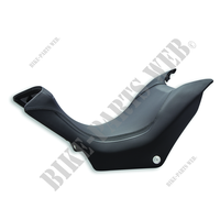 LOW RIDE SEAT MS ENDURO TOTAL BLK-Ducati